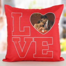 Personalized love Cushion